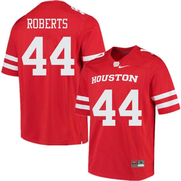 Men #44 Elandon Roberts Houston Cougars College Football Jerseys Sale-Red